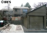 Townhome/Condo Homes in Boulder