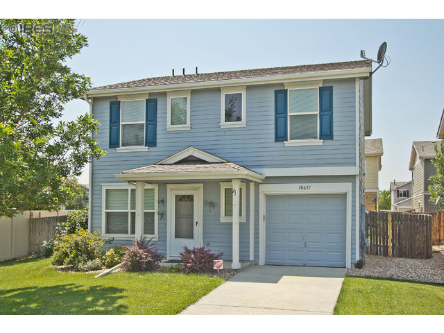 Sold Longmont Real Estate First time homebuyer